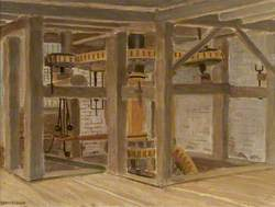 Interior View, Park Mill, Bateman's: The Millwheel