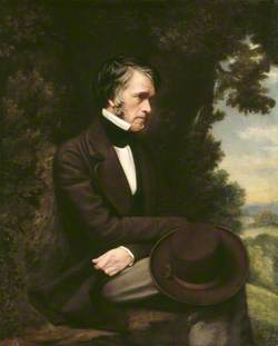 Thomas Carlyle (1795–1881), as a Young Man