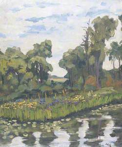 English River Landscape