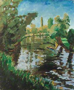 The Thames at Taplow
