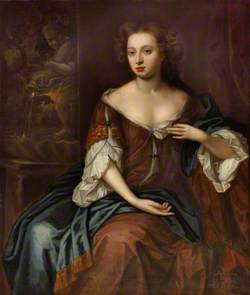 Susannah Anlaby (d.1715), Mrs Foote Onslow