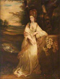 Violet (Marcia Catherine Warwick) Bampfylde (d.1954), Countess of Onslow
