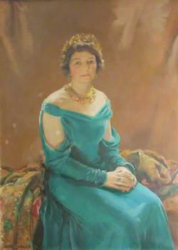 Portrait of the Testator, Maude Phyllis Merrill (1882/1883–1971), Mrs Warwick Deeping