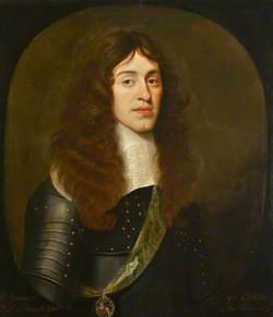 James II (1633–1701), as Duke of York, Aged 27