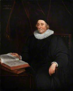James Ussher (1580–1656), Archbishop of Armargh, Aged 74
