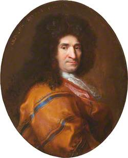 Monsieur d'Arjuzon Ecuyer, Treasurer to Louis XIV