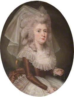 Sophia von Schramm (1742–1786), Mrs Thomas Conway