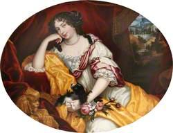Louise Renée de Penancoët de Kérouaille (1649–1734), Duchess of Portsmouth and duchesse d'Aubigny