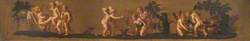 Cupids and Putti Playing Croquet and Other Games