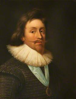 James Hamilton (1589–1625), 2nd Marquess of Hamilton, KG