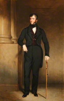 Robert John Smith (later Carrington) (1796–1868), 2nd Baron Carrington, FRS