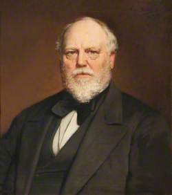 Sir Philip Rose (1816–1883), 1st Bt, DL, JP