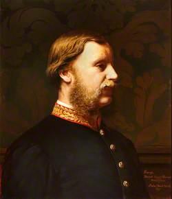 George William Barrington (1824–1886), 7th Viscount Barrington of Ardglass, Baron Shute, PC