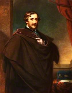 James Howard Harris (1807–1889), 3rd Earl of Malmesbury, PC, DCL, GCB, Aged 44