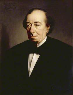 The Right Honourable the Earl of Beaconsfield (1804–1881), KG