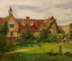 The Cottages, Ightham Mote