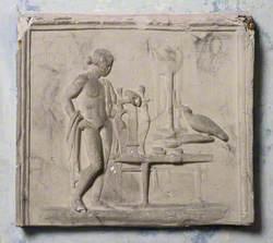 Apollo with His Lyre