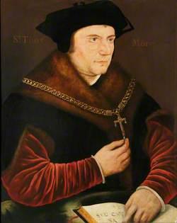 Sir Thomas More (1478–1535)