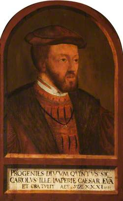 Charles V (1500–1558), Holy Roman Emperor and King of Spain
