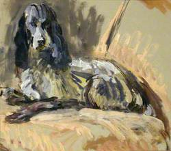 Leonard Woolf's Dog 'Sally'