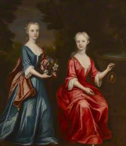 Ann Kempthorne and Her Sister, Charlotte Kempthorne