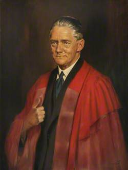 William Morris (1877–1963), Viscount Nuffield, GBE, CH, in the Robes of a Doctor of Civil Law