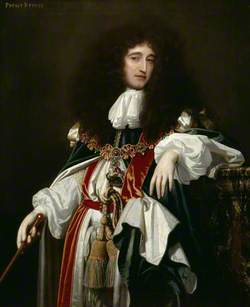 Prince Rupert of the Rhine (1619–1682), Count Palatine, Duke of Cumberland