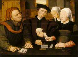 Card Players (The Prodigal Son?)