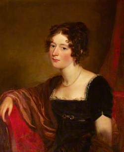 Frances Wyndham (1789–1848), Lady Burrell