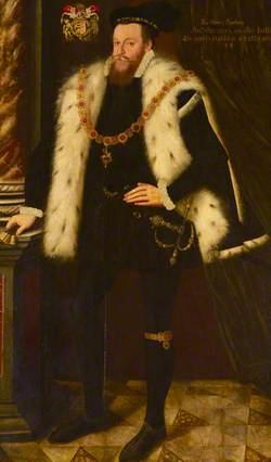 Sir Henry Sidney (1529–1586), KG