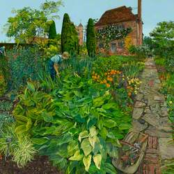 View of Priest's House and Tower, Sissinghurst
