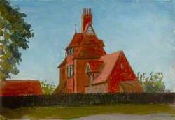Pigeonwick, Sun Lane (demolished 1926), Fallows Green, Harpenden, Hertfordshire
