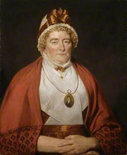 Susannah Jones (1754–1830), Mrs Alban Thomas Gwynne