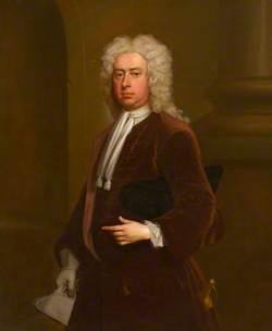 Portrait of a Gentleman in Brown