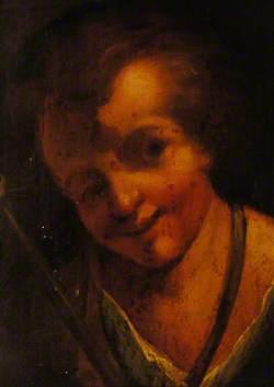 Head of Saint John the Baptist as a Child