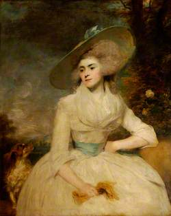 Emma Assheton-Smith (d.1834), Mrs Robert Scott of Danesfield