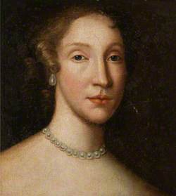 Head of a Lady with a Pearl Necklace