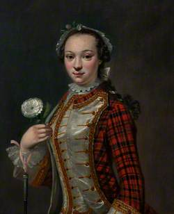 Portrait of a Jacobite Lady
