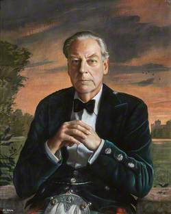 Sir Ian Forbes-Leith