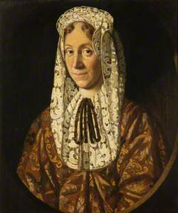 Elspeth Robertson, Wife of George Ross of Clachan and Colp