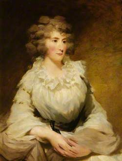 Mrs Charles Gordon, née Christian Forbes of Ballogie, Wife of Charles Gordon of Buthlaw, Lonmay and Cairness