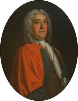 Judge James Graham of Airth, Dean of the Faculty and Judge of the Court of Admiralty