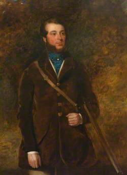 John Hamilton Colt II of Gartsherrie