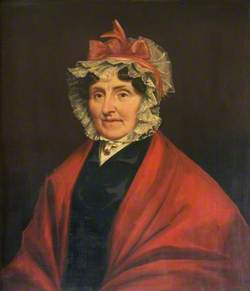 Margaret Wilson, née Blackburn, Wife of James Wilson