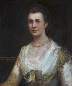 Alice Mary Hunter Blair, Wife of Charles Dalrymple of Newhailes