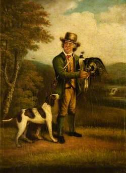 John Anderson, Falconer to the Flemings of Barochan