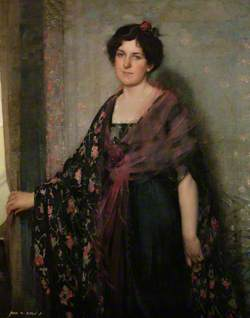 The Honourable Henrietta O'Neill (d.1965), Wife of Charles Leith-Hay