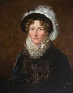 Charlotte Elizabeth Cunningham, Wife of Francis Cartaret Scott