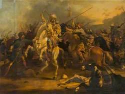 The Mongols (Battlescene)