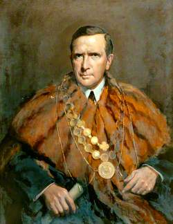 Alderman Thomas Wilson, Mayor of Berwick-upon-Tweed (1923, 1924 & 1930)
